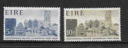 Ireland Scott  244-45  St Mary's   Mint NH VF  CV $ 1.40 - 1949-... Republic Of Ireland