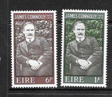 Ireland Scott  248-49   Mint NH VF  CV $ 1.20 - 1949-... Republic Of Ireland