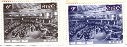 Ireland Scott  268-699 Parliament  Mint NH VF  CV $ 1.00 - 1949-... Republic Of Ireland