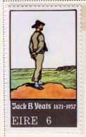 Ireland Scott  309 Yeats Mint NH VF  CV $ 0.90 - 1949-... Republic Of Ireland