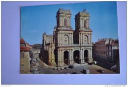 FRANCE  COULEURS ET LUMIERE DE FRANCE  Cathédrale Sainte-Marie, Ensemble Ouest AUCH 275 - Auch