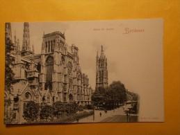 Carte Postale - BORDEAUX (33) - Eglise St André (1134/1000) - Bordeaux