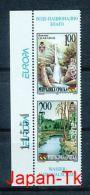 "BOSNIEN UND HERZEGOWINA (Serb. Rep.) Nr. 200-201 C  EUROPA CEPT "" Lebensspender Wasser "" 2001-  MNH - Europa-CEPT"