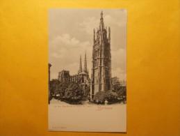 Carte Postale - BORDEAUX (33) - La Tour Pey Berlan Et L'Eglise St André (1135/1000) - Bordeaux
