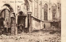 BELGIQUE - LIEGE - VISE - Choeur De L'Eglise. - Visé