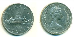 1978 Canada $1 Coin - Canada