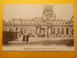 Carte Postale - BORDEAUX (33) - Mairie (Façade Principale) (1147/1000) - Bordeaux