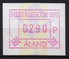 Aland - Distributeur - 1995 - Yvert N° 5 **  - Mare Balticum 1995 - Aland