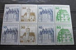 Carnet Neuf Allemagne BERLIN 1979 Yt C574b : Série Courante / Châteaux - [5] Berlin