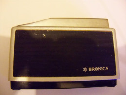 Grand Briquet De Table Vintage BRONICA Modéle K 65 JAPAN - Briquets