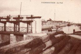Noirmoutier : Le Port - Noirmoutier