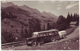 543 - Postauto Frutigen-Adelboden - Busse & Reisebusse
