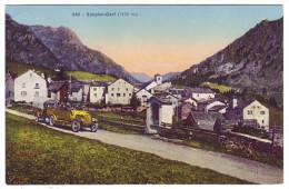542 - Simplon-Dorf Mit Postauto