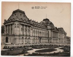 BELGIQUE . BELGIË . BRUXELLES . PALAIS DU ROI . BRUSSELS . KING'S HALL . GRAND FORMAT - Réf. N°340 F - - Monuments