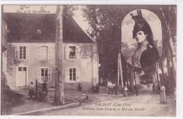 Talmay - Madame Sans-Gêne Et Sa Maison Natale - France