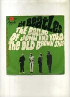- THE  BEATLES . 45 T. THE BALLAD OF JOHN AND YOKO . - Rock