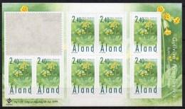 Aland - 1999 - Yvert N° 157 **  - Incomplet - Aland