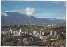 Venezuela Caracas Vista General Panoramic View - Venezuela