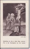 Doodsprentje (6938) Schakkebroek - JORIS / JOOKEN 1879 - 1946 - Images Religieuses