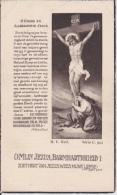 Doodsprentje (6941) Stevoort - HAESEVOETS / HOUBRECHTS 1875 - 1941 - Devotieprenten