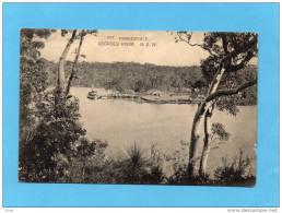 AUSTRALIE -NSW-PARKESVALE-GEORGE  RIVER-- -années10- 20  édition In Germany - Australie