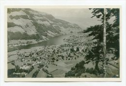 SWITZERLAND - AK 253032 Lungern - OW Obwalden