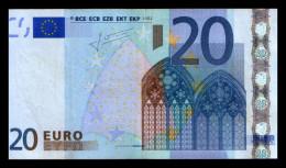 """20 EURO """"L"""" FINLAND E003  TRICHED CIRCULATION EF++ RARE!!!!! - 20 Euro"""