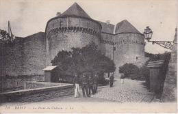 CPA Brest - La Porte Du Château (20844) - Brest