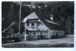 Loiblpass, Gasthaus Deutsch-Peter (Deutscher Peter), 1957 - Austria