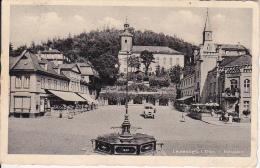 AK Leutenberg I. Thür. - Marktplatz - 1938 (20863) - Leutenberg