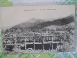 NOUMEA  VUE PRISE A KOUALA - Nueva Caledonia