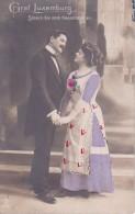 AK Graf Luxemburg - Schau'n Sie Mich Freundlich An - 1911 (20872) - Opera