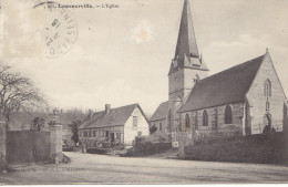 Lammerville - L'église - France