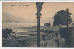 Hte Savoie - Annecy Sevrier Lac - Hotel Beau Rivage - Auto Tacot - Annecy