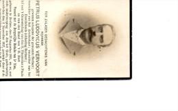 Petrus Vervoort Schepen Berlaar Davidsfonds °Berlaar 1861+1917 PHOTO - Overlijden