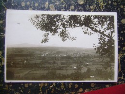 Serbia-Serb Village-panorama-photo Postcard-cca 1920  (3345) - Postkaarten