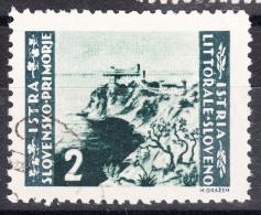Istria Litorale Yugoslavia Occupation, 1946 Sassone#64 Used