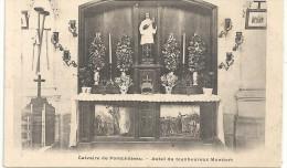 . CALVAIRE DE PONTCHATEAU .. AUTEL DU BIENHEUREUX MONTFORT .. DOS NON DIV NON ECRITE .. - Pontchâteau