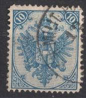 Austria Occupation Of Bosnia 1879 Mi#5 I Used - Used Stamps
