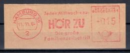 Germany Deutschland 1964 HOR ZU, Die Grosse Familienzeitschrift, Hamburg Music Musik Magazine - Allemagne