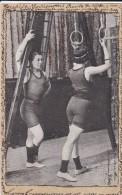 ESPAGNE----sports En Salle GYMNASTIQUE  ---paillettes---voir 2 Scans - Gimnasia