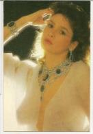 Pocket Calendars  Russia  1992  - Girl - Jewel -  Advertising - Calendriers