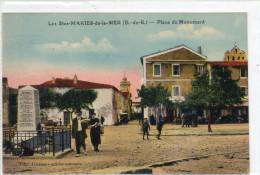 13  Les Stes MARIES De La MER            Place Du Monument - Saintes Maries De La Mer