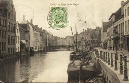 Gent /Gand - Quai De La Grue ( Booten ) -1909 - Gent