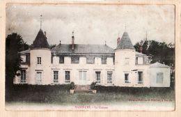X45029 St SAINT-LYE Loiret Le Chateau 21.09.1904 à DELACROIX De Pantin- Librairie Papeterie PERCHE Neuville - Andere Gemeenten