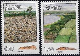 Aland: Rocce, Rocks, Roches - Géologie
