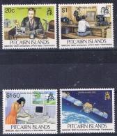 K 850 PITCAIRN ISLANDS  XX  YVERT NR 448/451  ZIE SCAN - Pitcairn