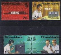 K 853 PITCAIRN ISLANDS  XX  YVERT NR 468/471  ZIE SCAN - Pitcairn