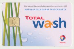 Total - Wash - / Total Club Deutschland - Punkte Sammelkarte !!!!! ( 207 ) - Unclassified