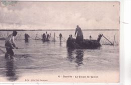 62- GOUVILLE - La Coupe Du Varech - Ed. Marie - Other Municipalities